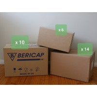 Used Package Deal (30 Boxes)