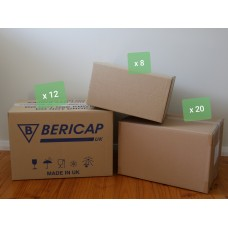 Used Package Deal (40 Boxes)