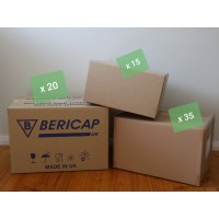 Used Package Deal (70 boxes)
