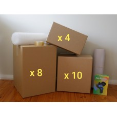 Small Move (Buy - 22 New Boxes + Accessories)