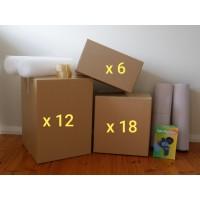 Medium Move (Buy - 36 New Boxes + Accessories)