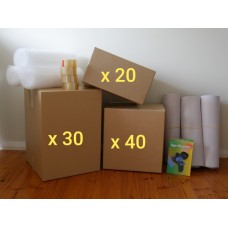 Extra Large Move (Buy - 90 New Boxes + Accessories)