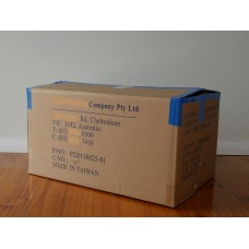 Heavy-Duty USED Medium-Large  Box (HIRE) (includes $1 deposit so you pay $2.10 after refund)