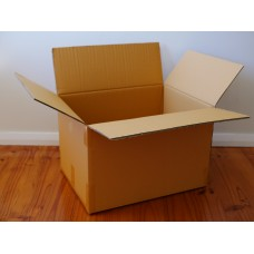 Heavy-Duty USED Medium Box (HIRE) (includes $1 deposit so you pay $1.70 after refund)